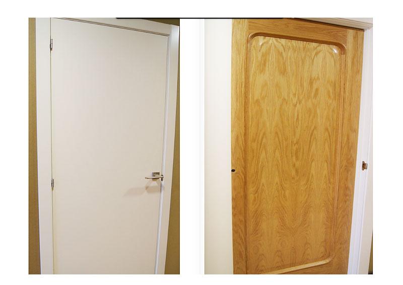 Puertas lacadas en blanco | Don Carpintero