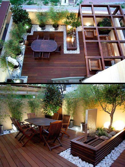8 Increíbles Balcones Y Terrazas Con Suelos De Madera Don